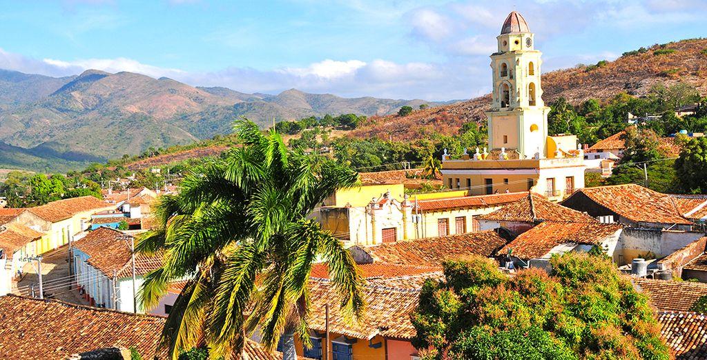 Continuez vers la magnifique Trinidad