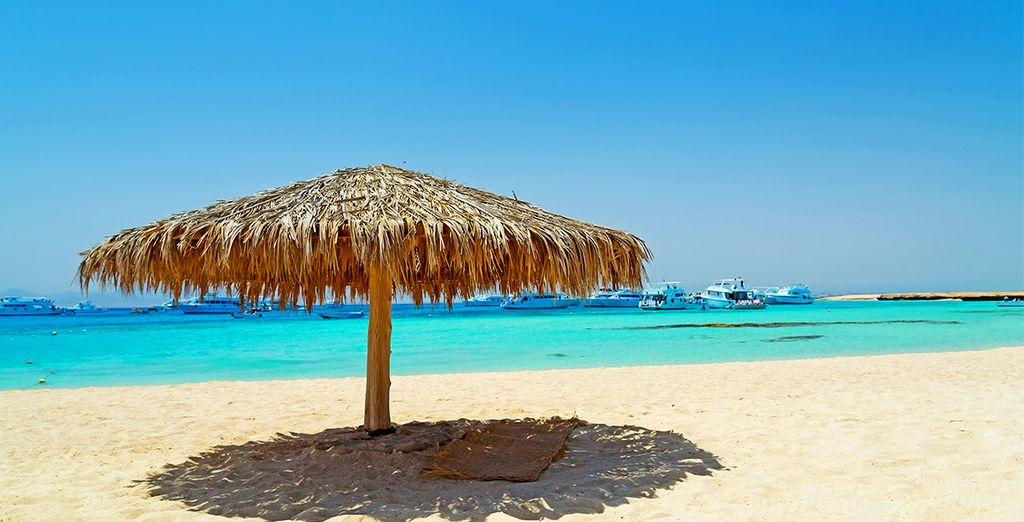 Et ses plages magnifiques