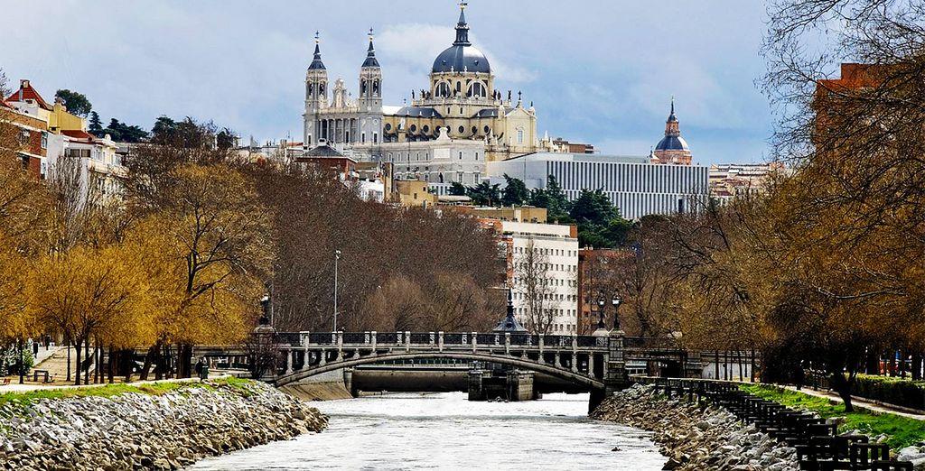 Et admirer Madrid sous toutes les coutures
