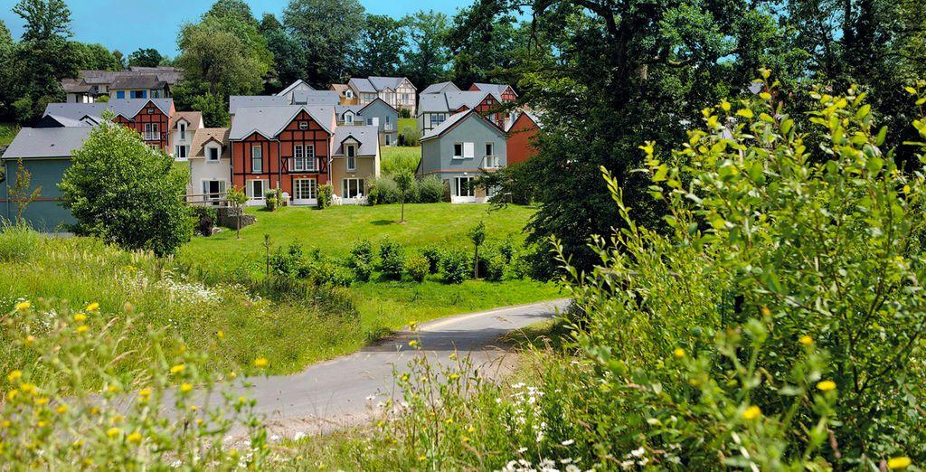Envie d'une parenthèse nature ? - Village Pierre & Vacances Le Normandy Garden Branville