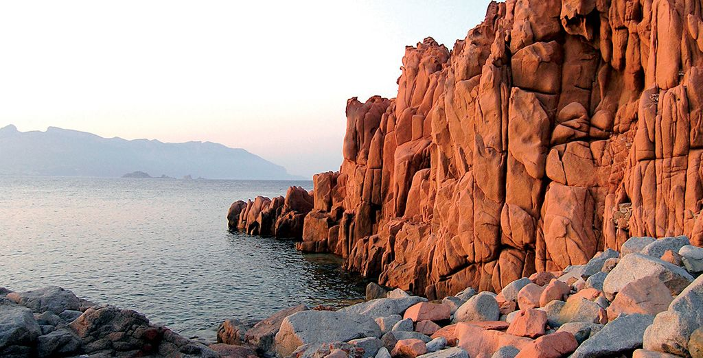 Rocce Rosse...