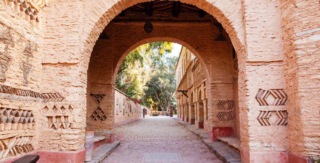 Bienvenue dans l'une des villes les plus agréables du Maroc