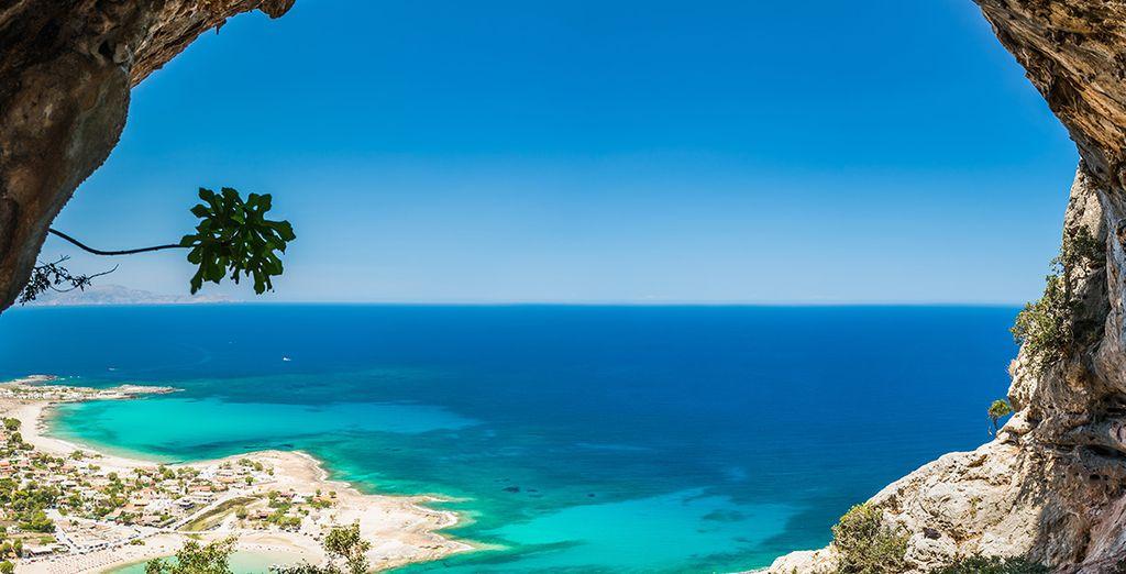 Nous vous emmenons en Crète!