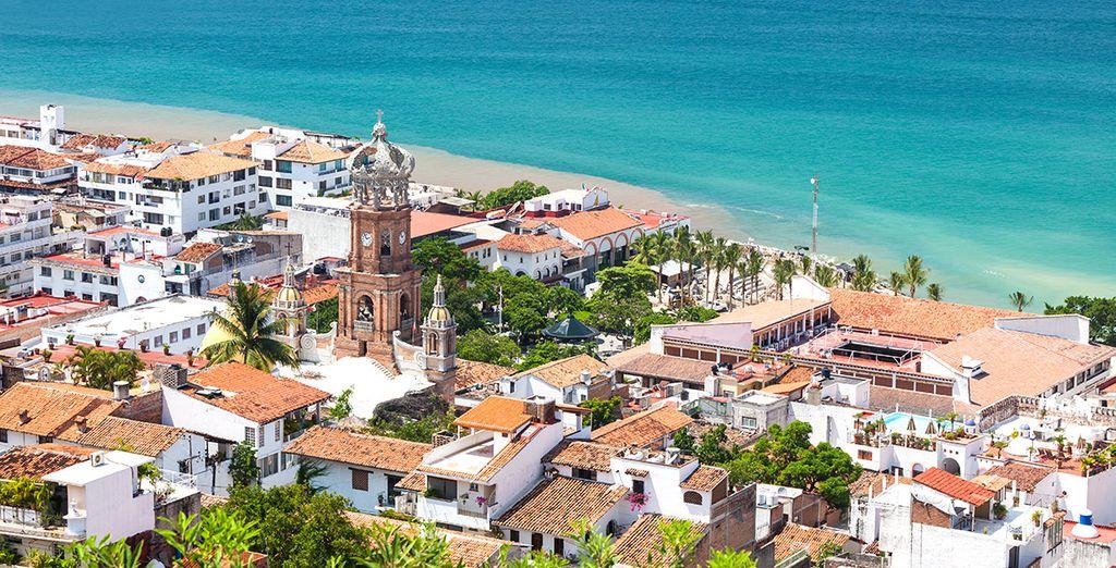 Le charme de Puerto Vallarta vous séduira
