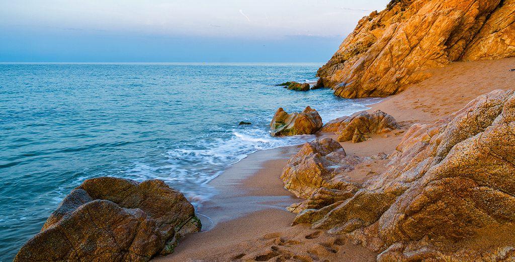 Non loin des plages paradisiaques de la Costa Brava