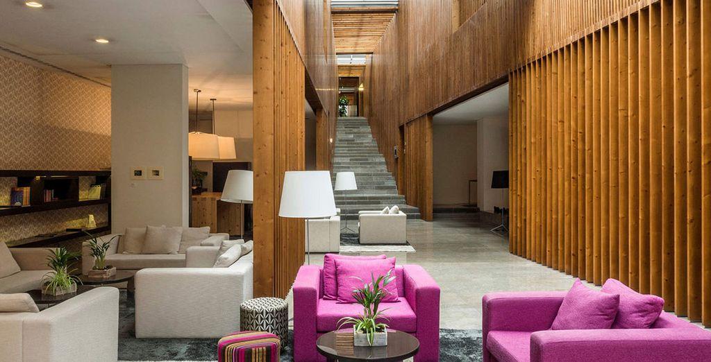 Pour votre prochain séjour en Europe... - Inspira Santa Marta Hotel 4* Lisbonne