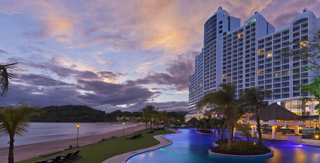 Un hôtel avant-gardiste doté d'une vue imprenable sur l'Atlantique