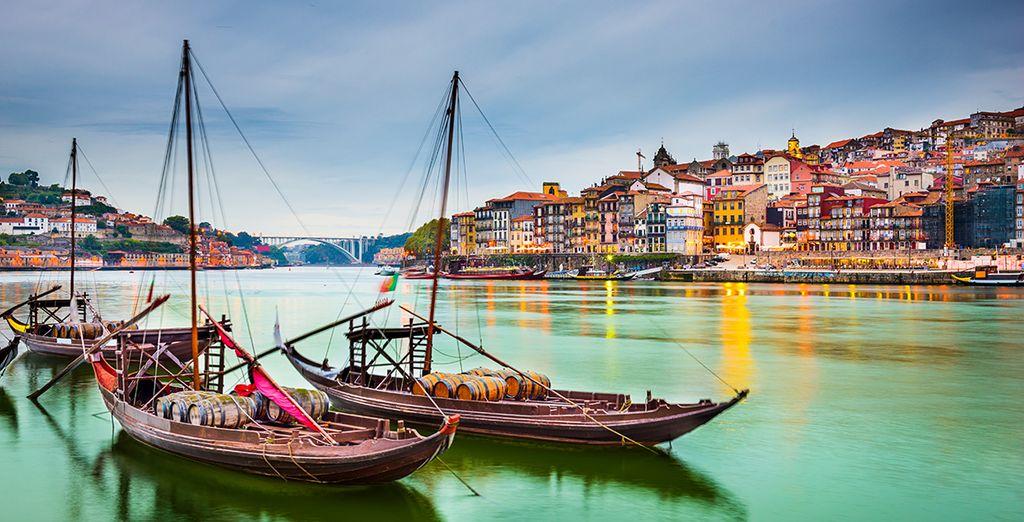 Vous aimerez le charme sans pareil de Porto