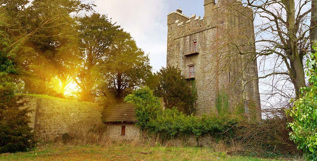 Ou les vestiges de Kilkenny