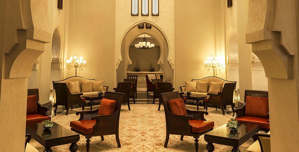 Découvrez les espaces délicats de votre hôtel