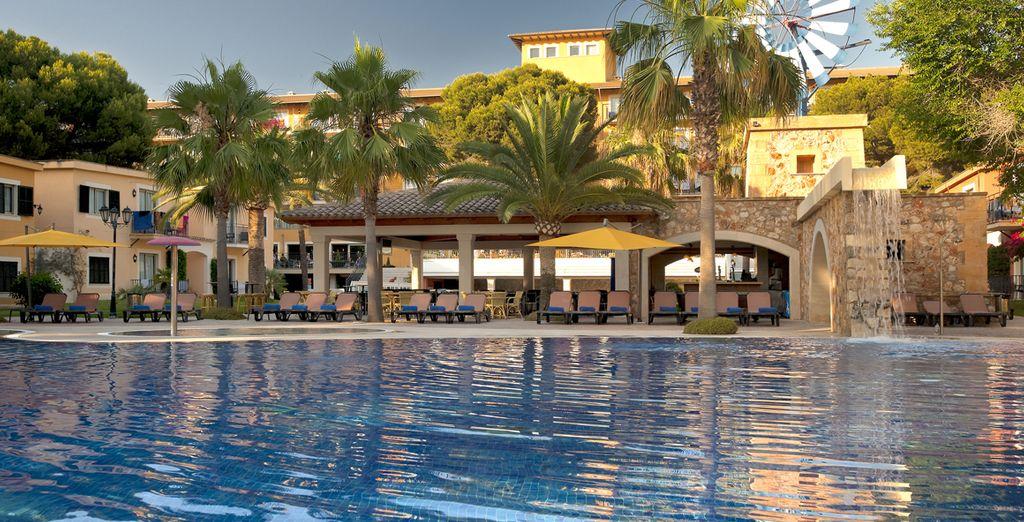 Bon séjour au Occidental Playa de Palma !