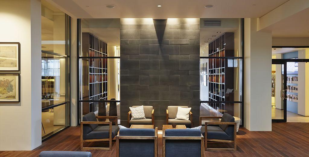 Charme et design seront les maîtres-mots de votre séjour dans cet hôtel