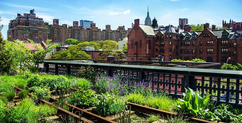 Et découvrez les autres écrins de verdure qu'offre la ville