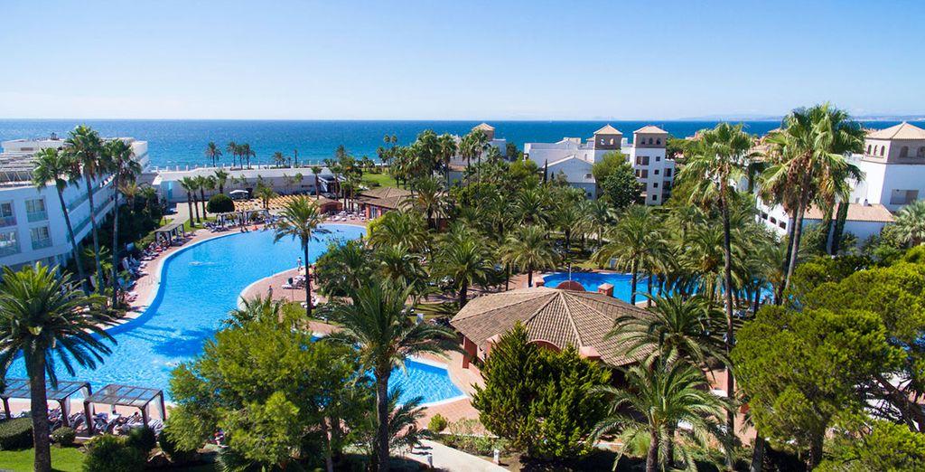 Club Marmara Marbella 4* avec Voyage Privé