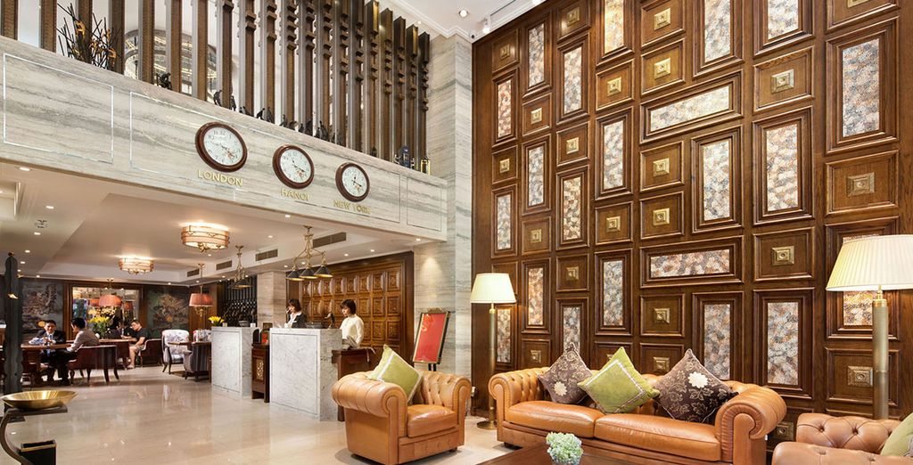 Choisissez vous-même le confort de vos hôtels...