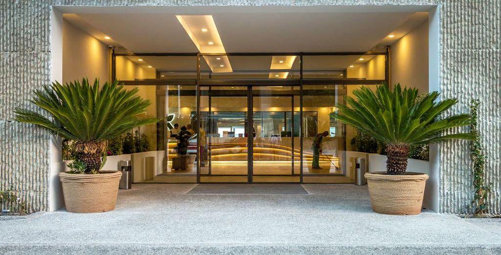 L'hôtel Top Clubs Park Bijela vous ouvre ses portes !