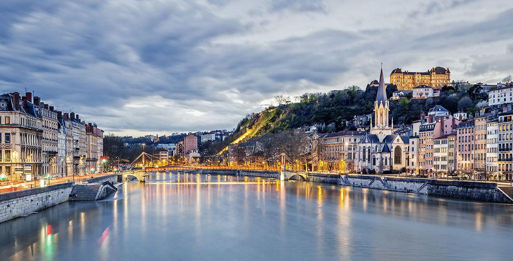 Installez-vous à quelques minutes de Lyon