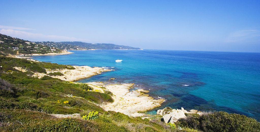 Excellent séjour dans le Golfe de Saint-Tropez !