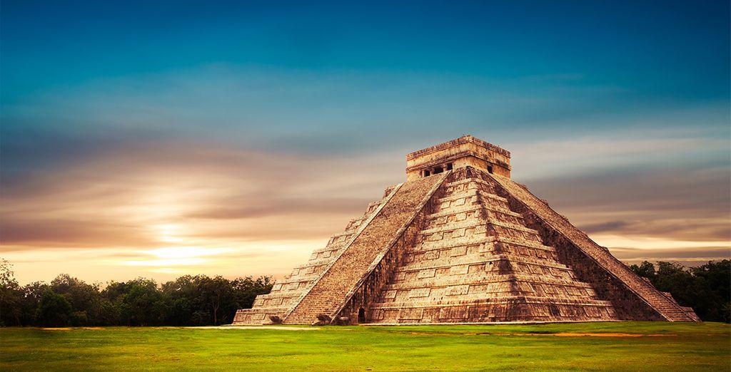 Choisissez le circuit de découverte Yucatan