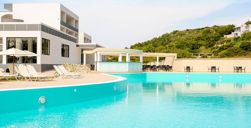Offrez-vous un concentré d'évasion sur l'île de Rhodes