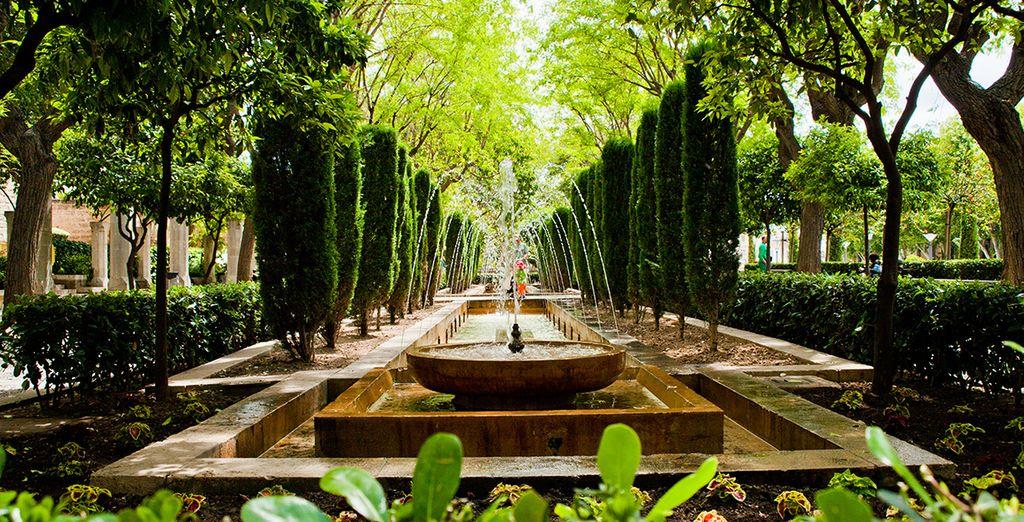 Et ses jardins