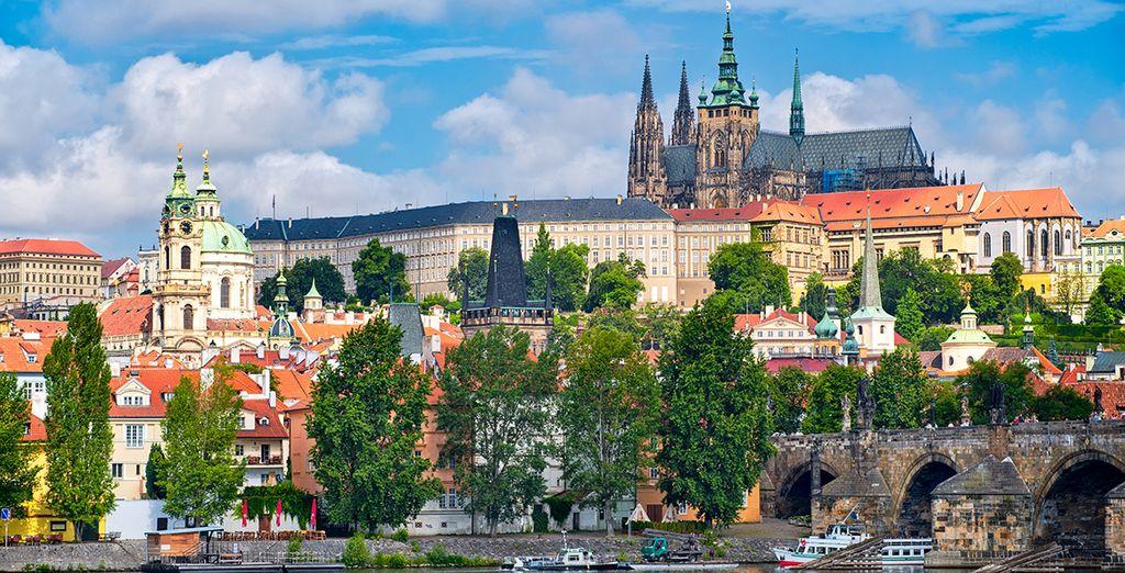 Passez un excellent séjour à Prague !