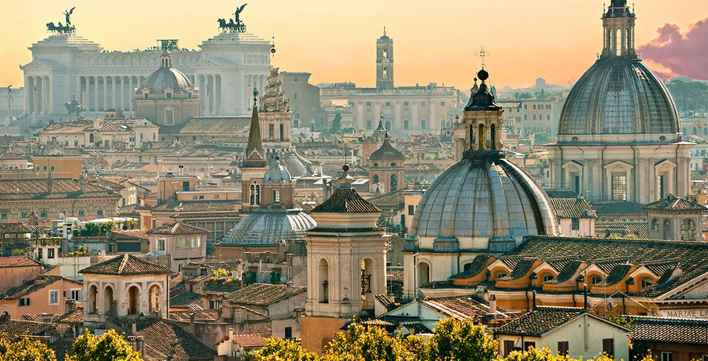 Bon séjour à Rome !