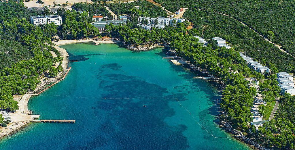 Et si vous partiez à la découverte de la Dalmatie du Nord ?