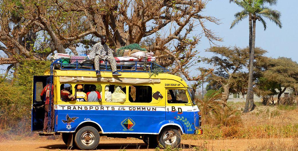 Nous vous emmenons au coeur du Sénégal
