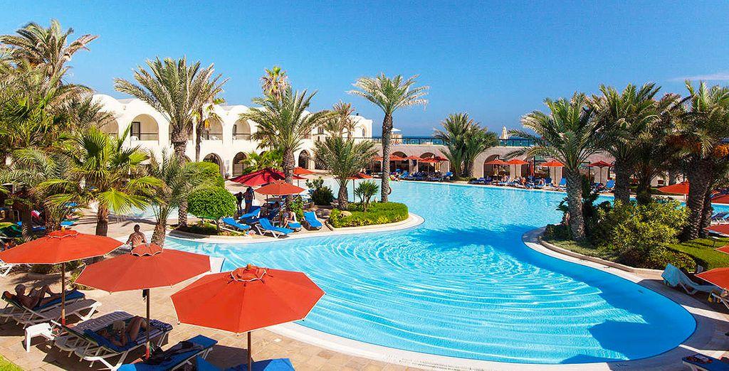 Envie de vacances ? Laissez-vous surprendre par les couleurs de Djerba !