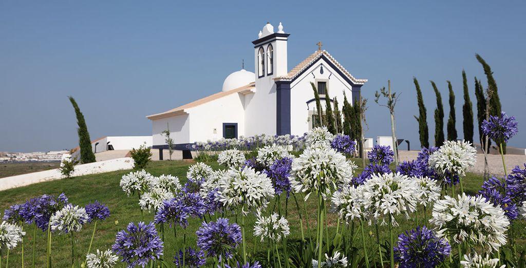 Profitez de l'occasion pour découvrir le patrimoine du sud du Portugal