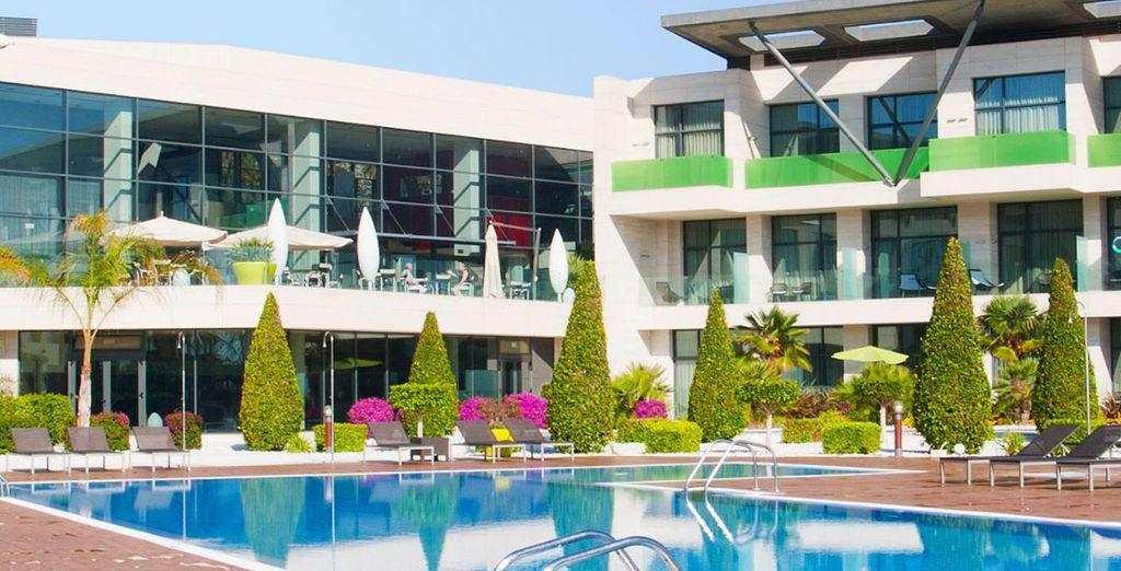 Offrez-vous une pause bienfaitrice à l'hôtel La Finca...
