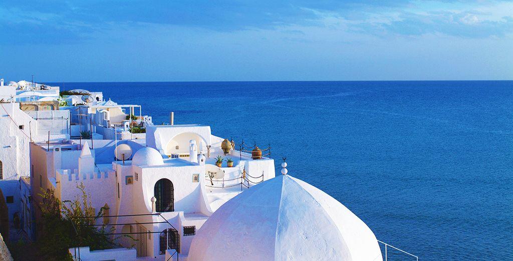 Très bon séjour en Tunisie !