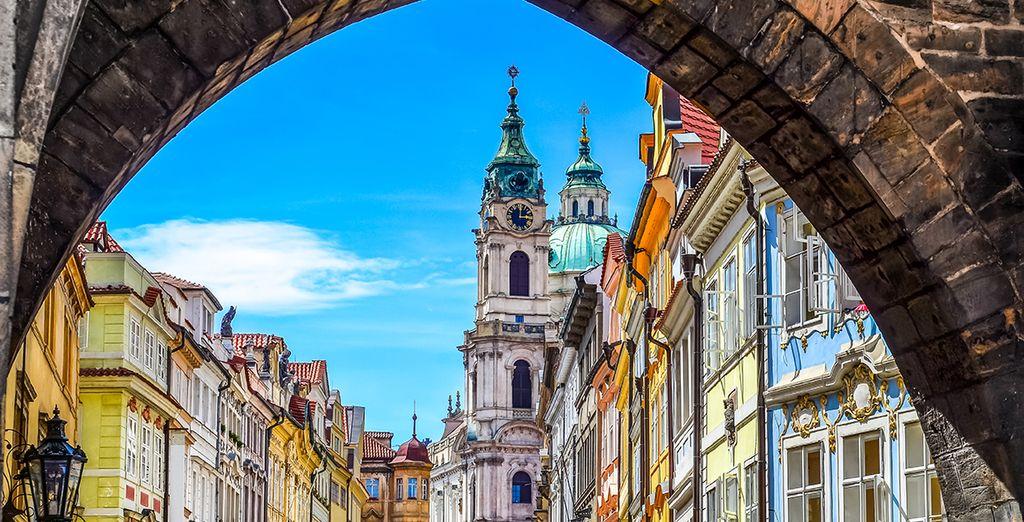 Envie d'un séjour de charme à Prague ?
