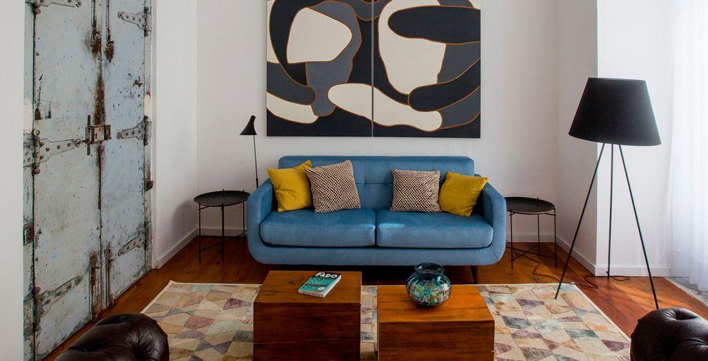 Vous souhaitez séjourner dans un hôtel à la décoration à la fois moderne et vintage ?