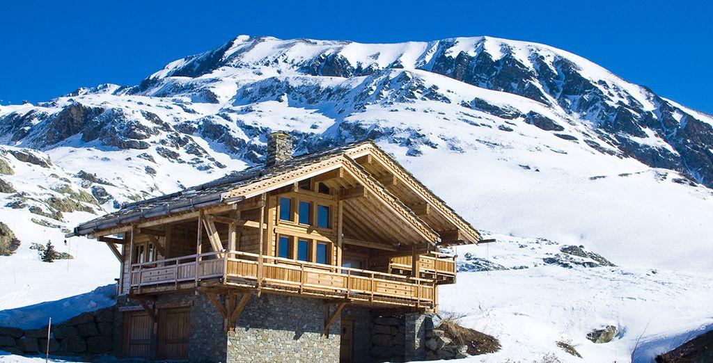 Direction les pistes de ski de l'Alpe d'Huez
