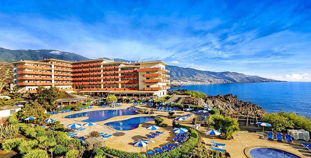 Bienvenue à La Palma,