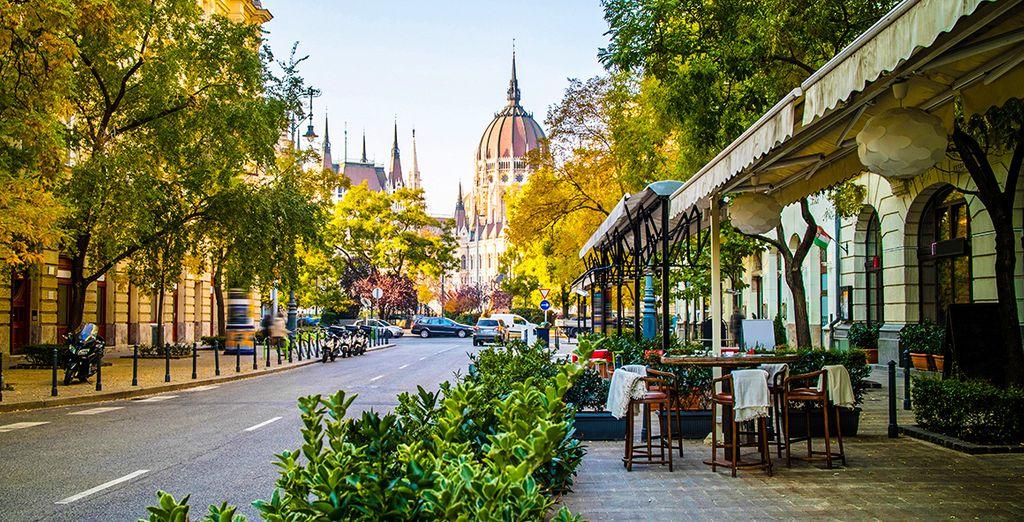 Laissez-vous tenter par un séjour à Budapest !