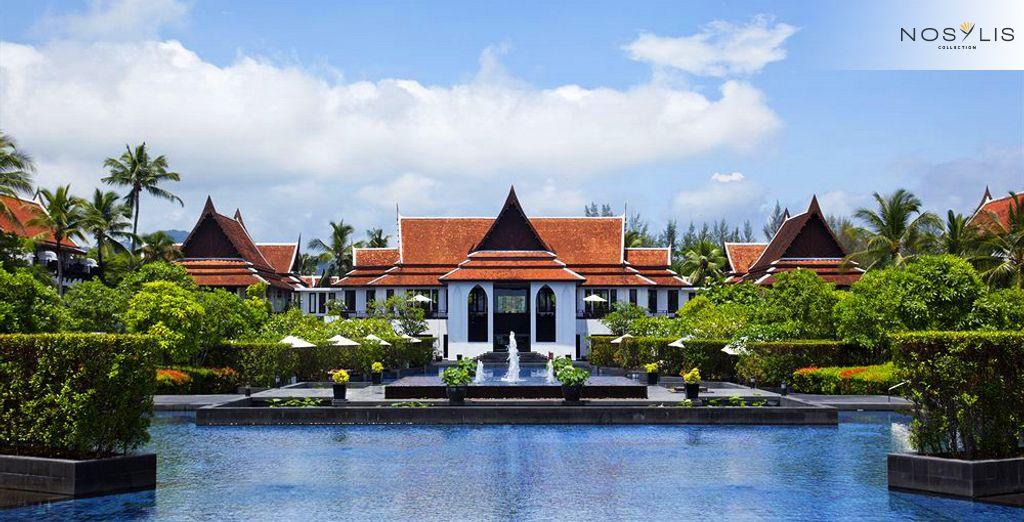 Bienvenue au JW Marriott Khao Lak Resort & Spa 5*