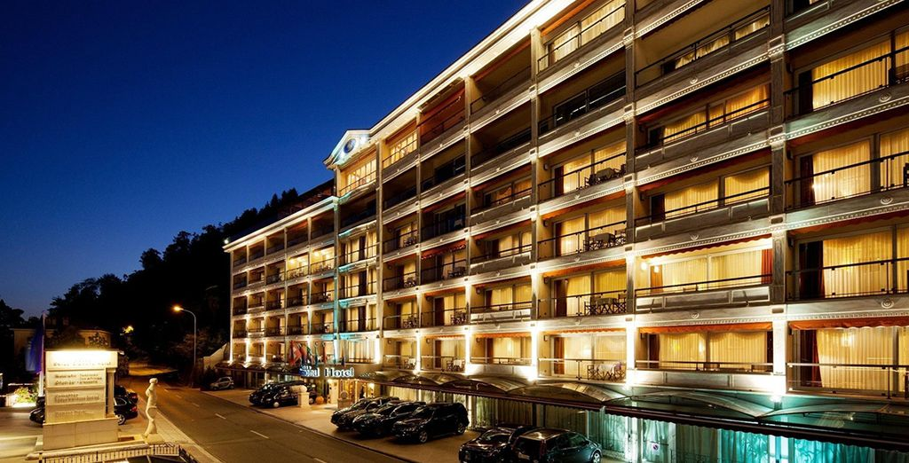 Bienvenue au Swiss Diamond Hôtel 5 *