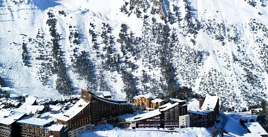 Excellent séjour à la montagne