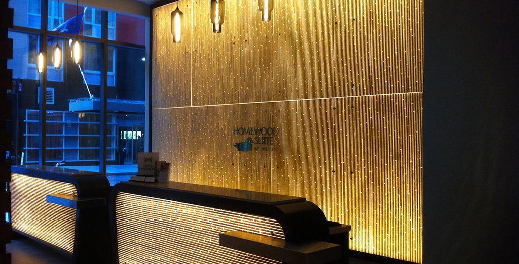 Le Homewood Suites by Hilton vous ouvre ses portes
