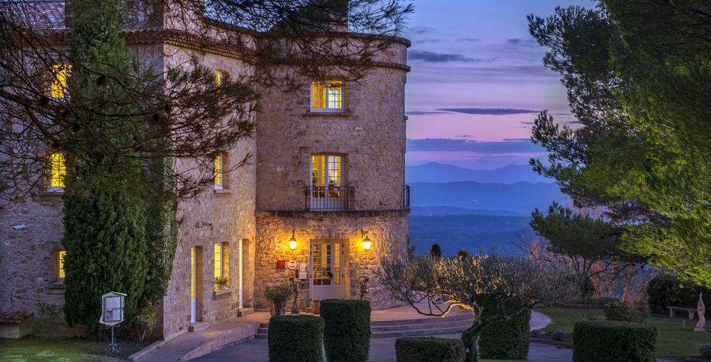 À la Bastide de Tourtour Hôtel & Spa, entre Provence et Côte d'Azur, dans l'arrière pays varois