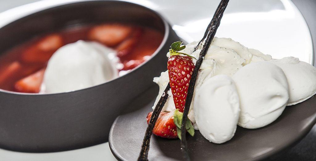 Le Bistrot de Fontcaude vous fera découvrir une cuisine aussi saine que savoureuse...