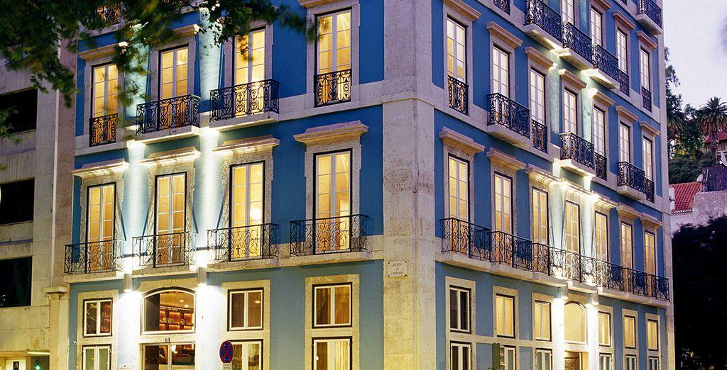 Bienvenue à Lisbonne !