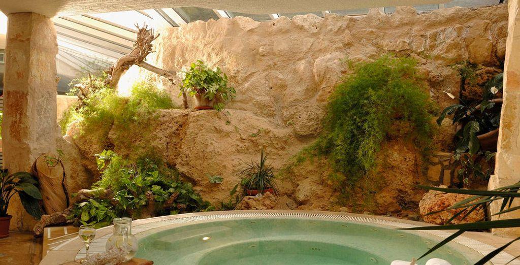 Vous apprécierez également le confort du Spa, idéal après une journée de découverte sur l'île