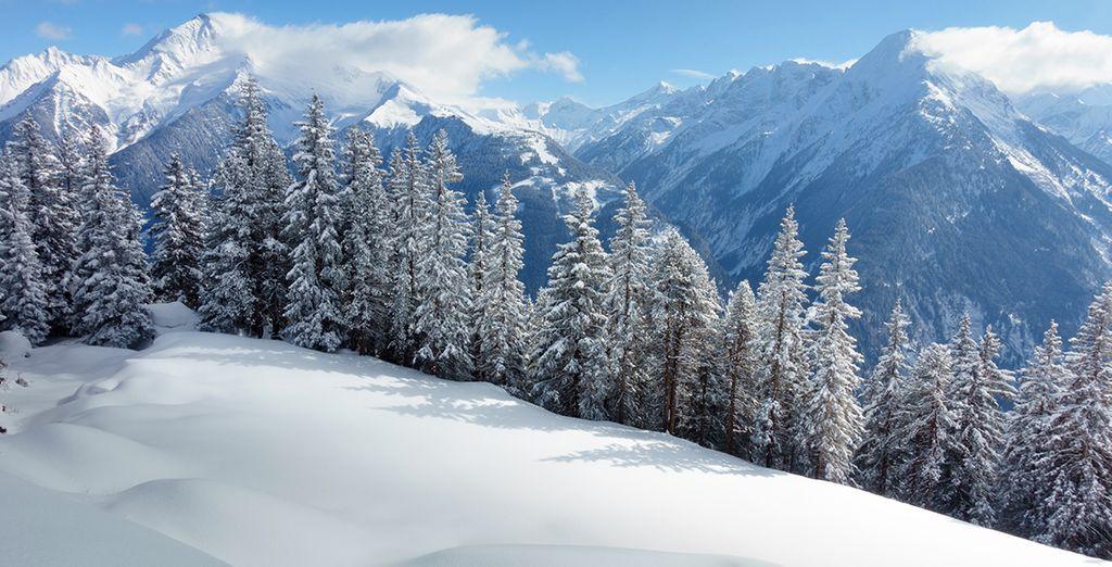Partez faire du ski en Autriche à Solden