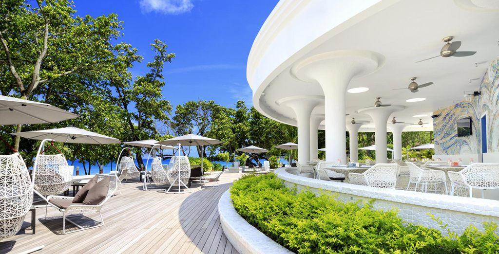 Découvrez l'un des plus beaux hôtels des Seychelles