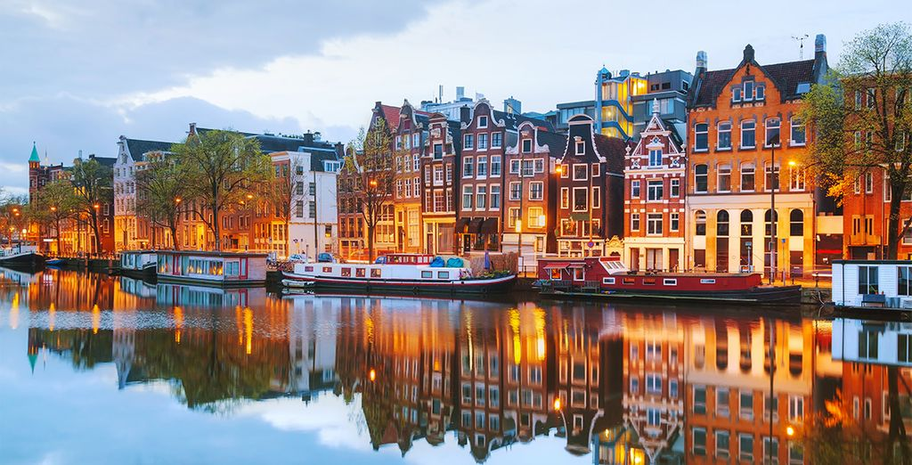 Une ville étonnante