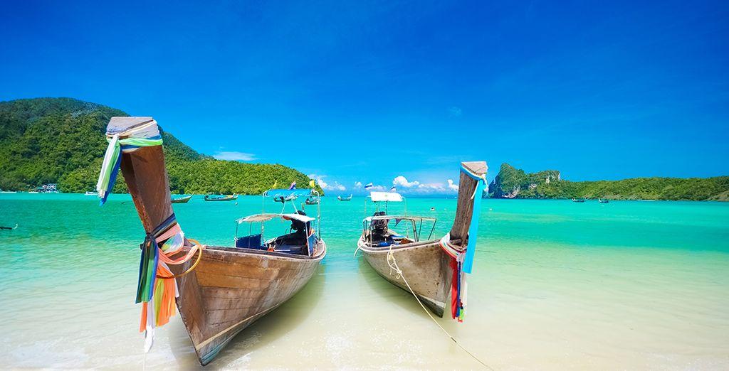Bon séjour en Thaïlande !